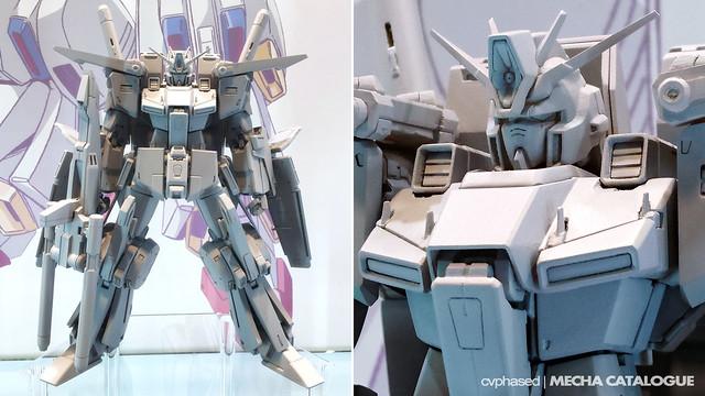56th Shizuoka Hobby Show - MG ZZ Gundam Ver.Ka