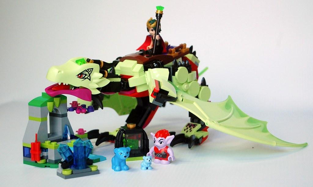 Review: 41183 The Goblin King's Evil Dragon   Brickset: LEGO set ...