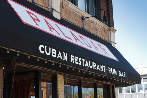 Paladar Cuban Restaurant and Rum Bar