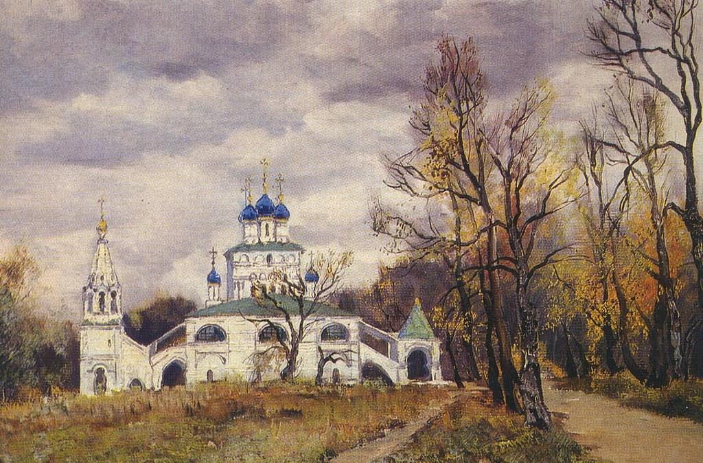 维克多·阿斯塔利采夫画作选30