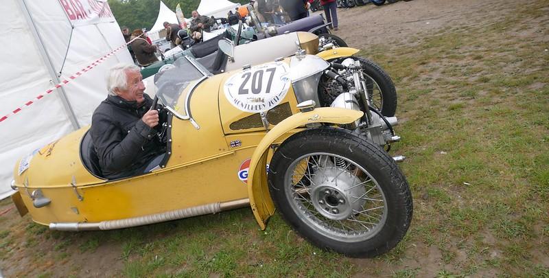 Morgan TX JAP jaune d'oeuf - Vintage Revival 2017 34569846505_5abee48e4e_c