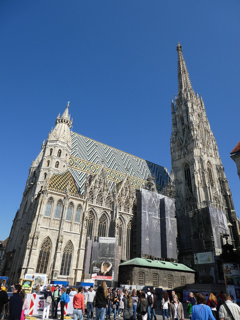 St. Stephen's Cathedral. Vienna