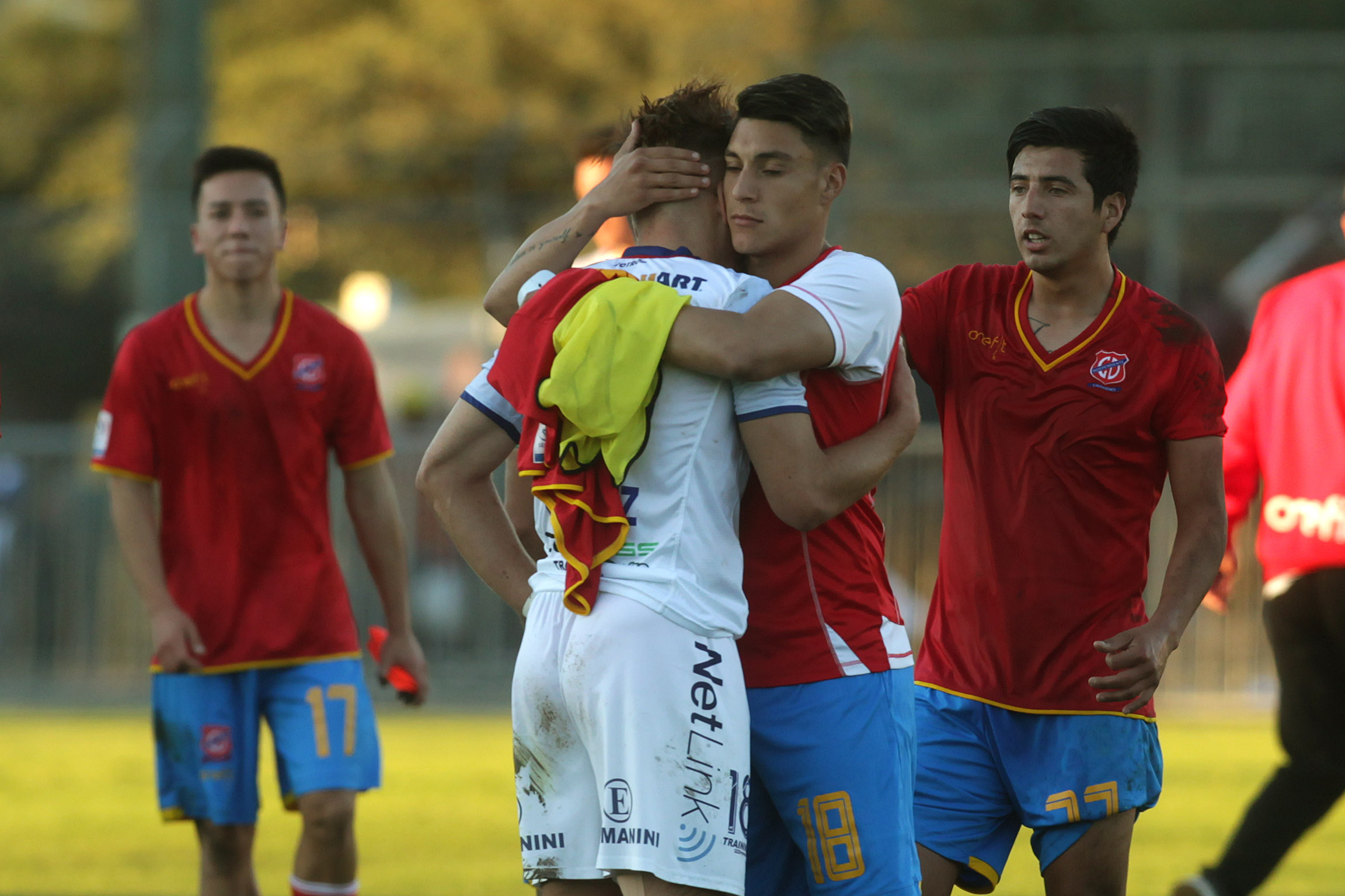 Melipilla 3-3 Independiente de Cauquenes
