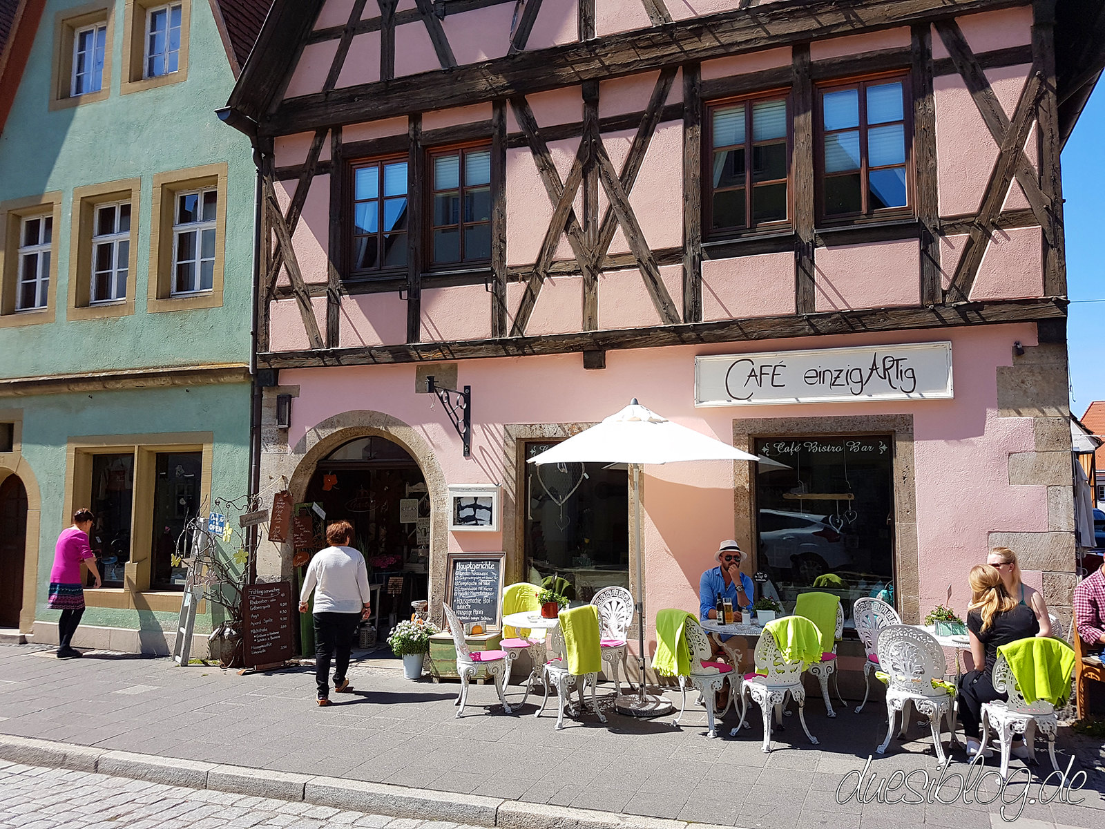 Rothenburg ob der Tauber vegan duesiblog 08