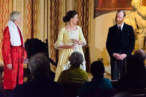 Bram and the Guv'nor: Performance 17th May 2017, Shakespeare Birthplace Trust