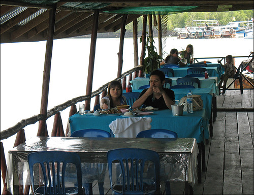 Bang Rong Floating Restaurant