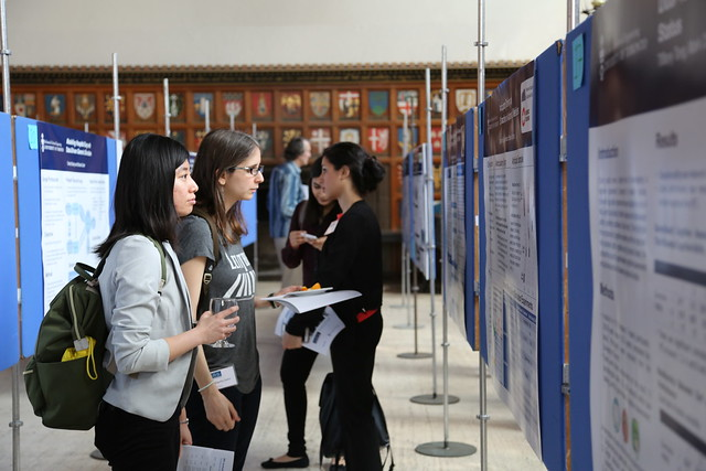 8th Annual Graduate Research Symposium - May 18, 2017