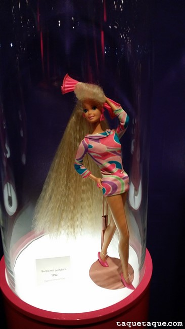Barbie Totally Hair de 1992