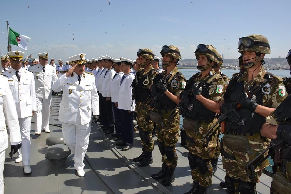 Armée Algérienne (ANP) - Tome XIV 33592172714_7df6a5e6fc_b