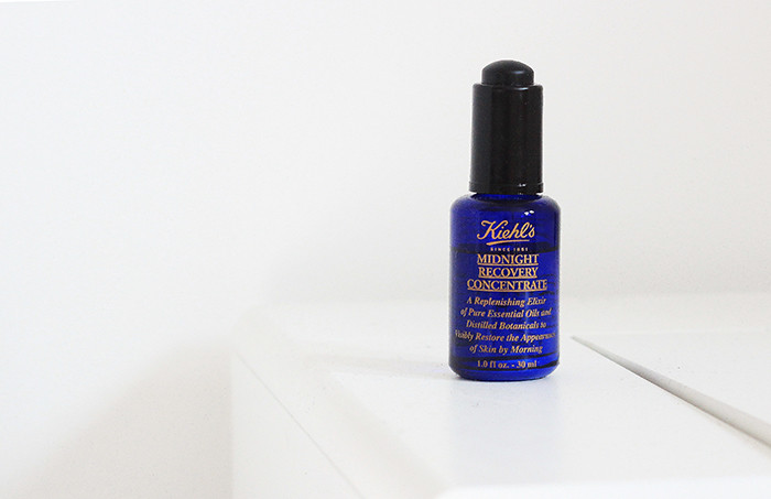 KEIHL'S MIDNIGHT RECOVERY CONCENTRATE REVIEW | UK BEAUTY BLOGGER