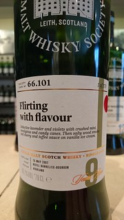 SMWS 66.101 - Flirting with flavour