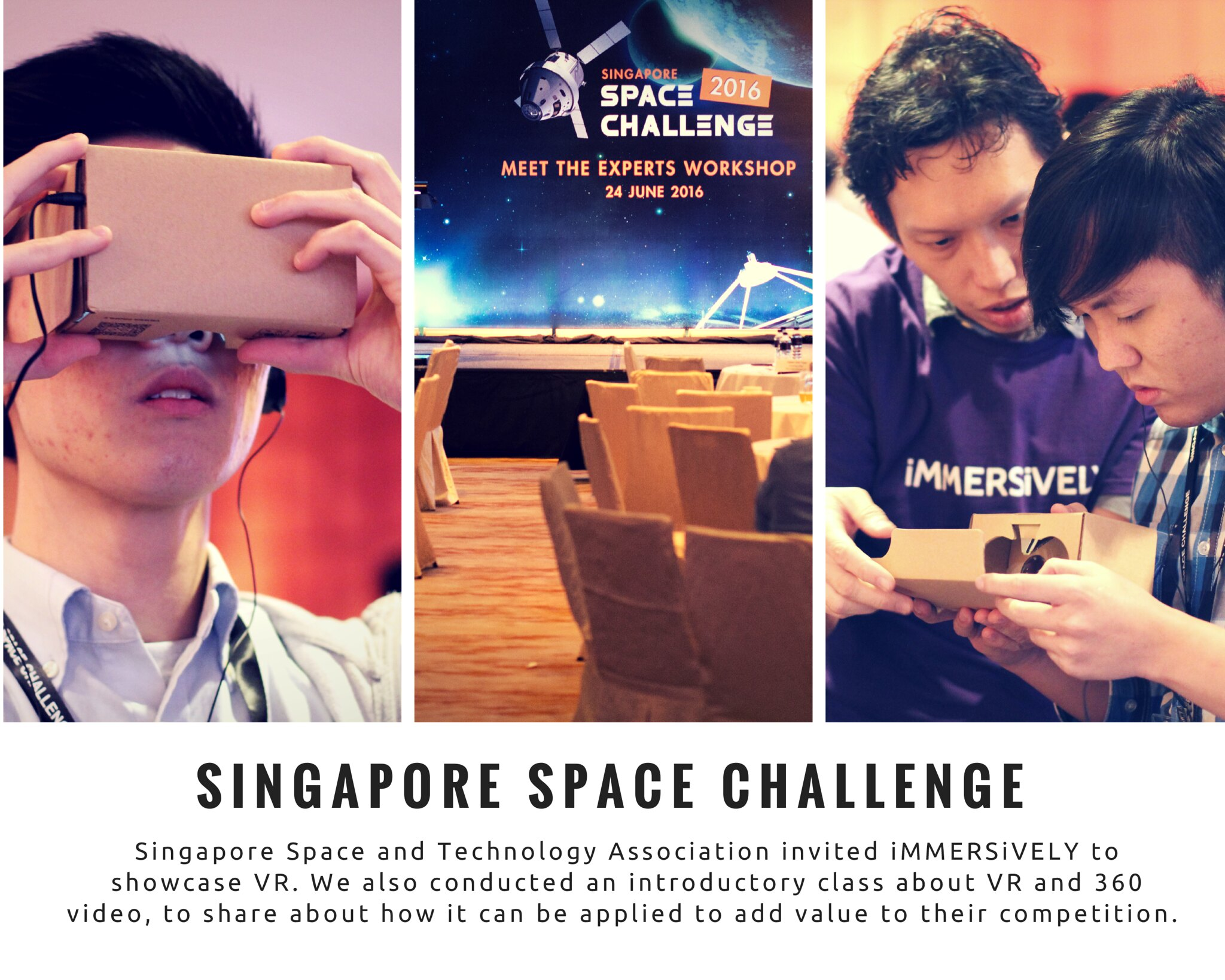 Singapore Space Challenge 2016