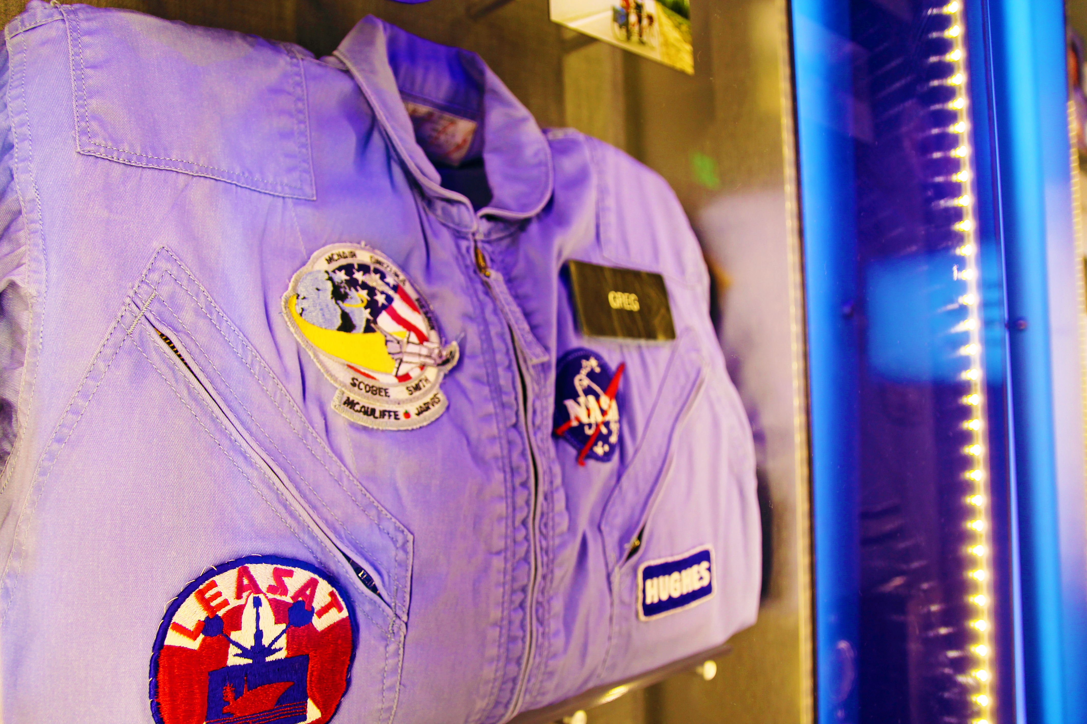Visita ao Kennedy Space Center - Drawing Dreaming
