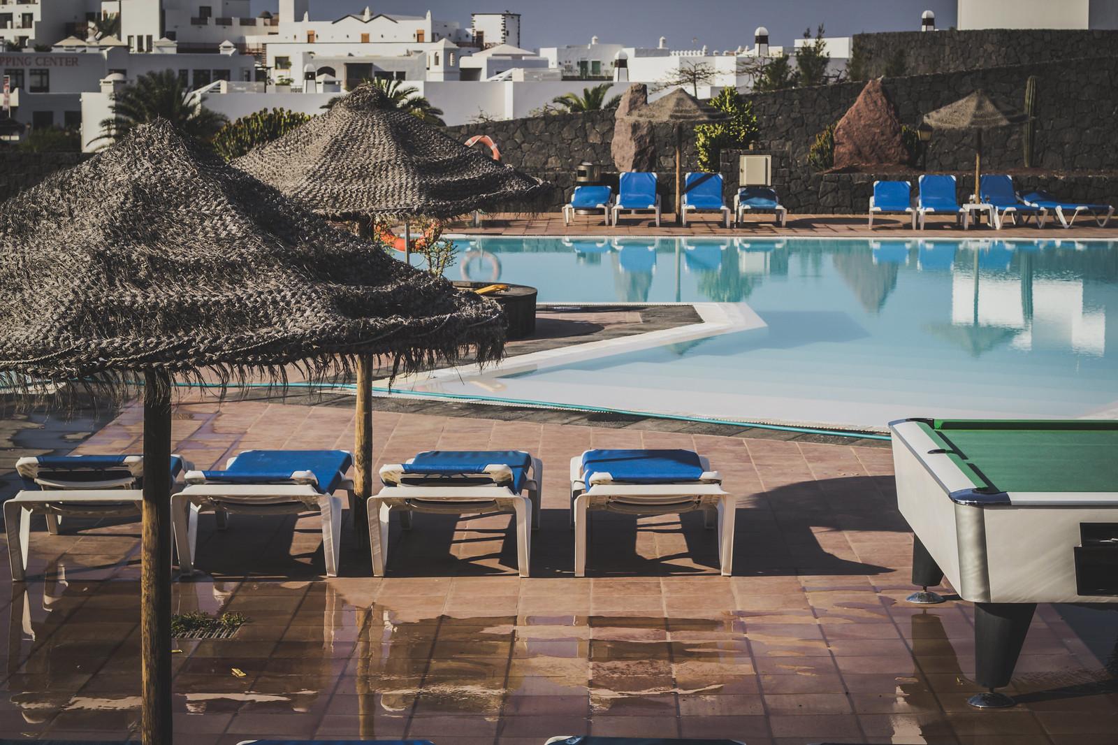 Lanzarote, Playa Blanca