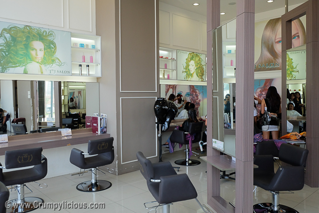 t & j salon lightmall