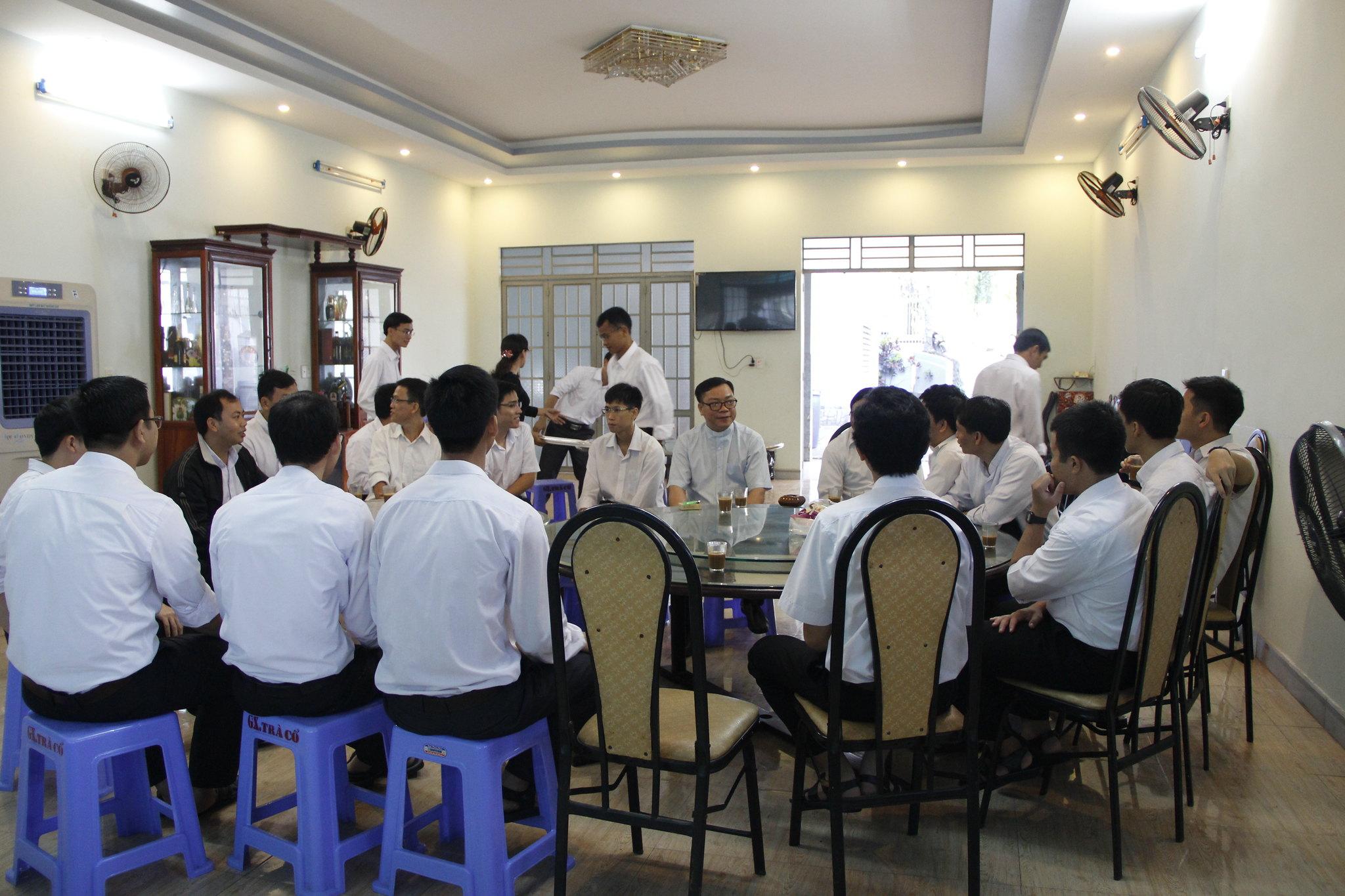 Ngày Ơn Gọi 2017 - Hạt Phú Thịnh