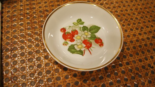 At Home:  Dessert Dish