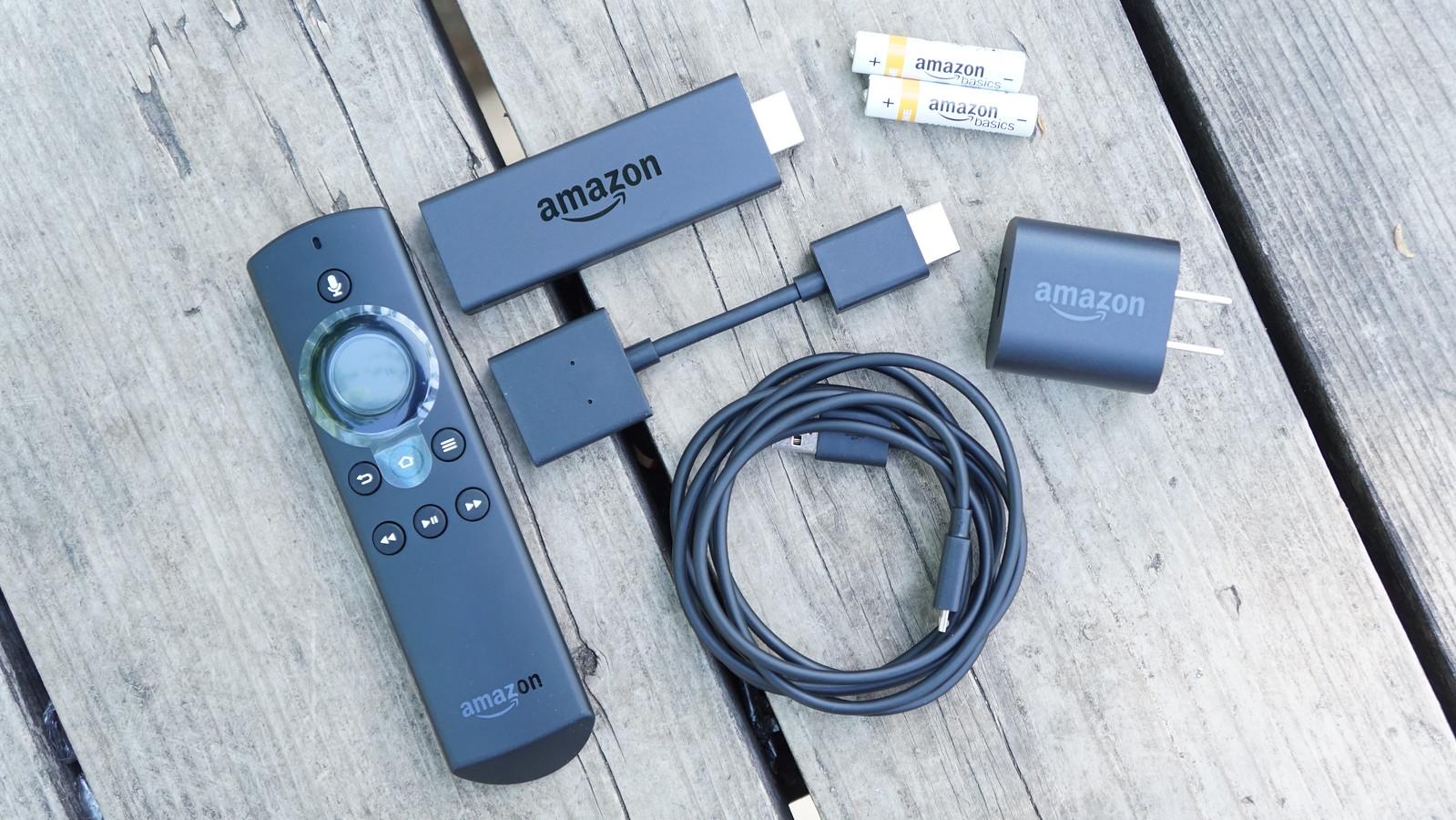 Fire TVのパッケージ、デザイン