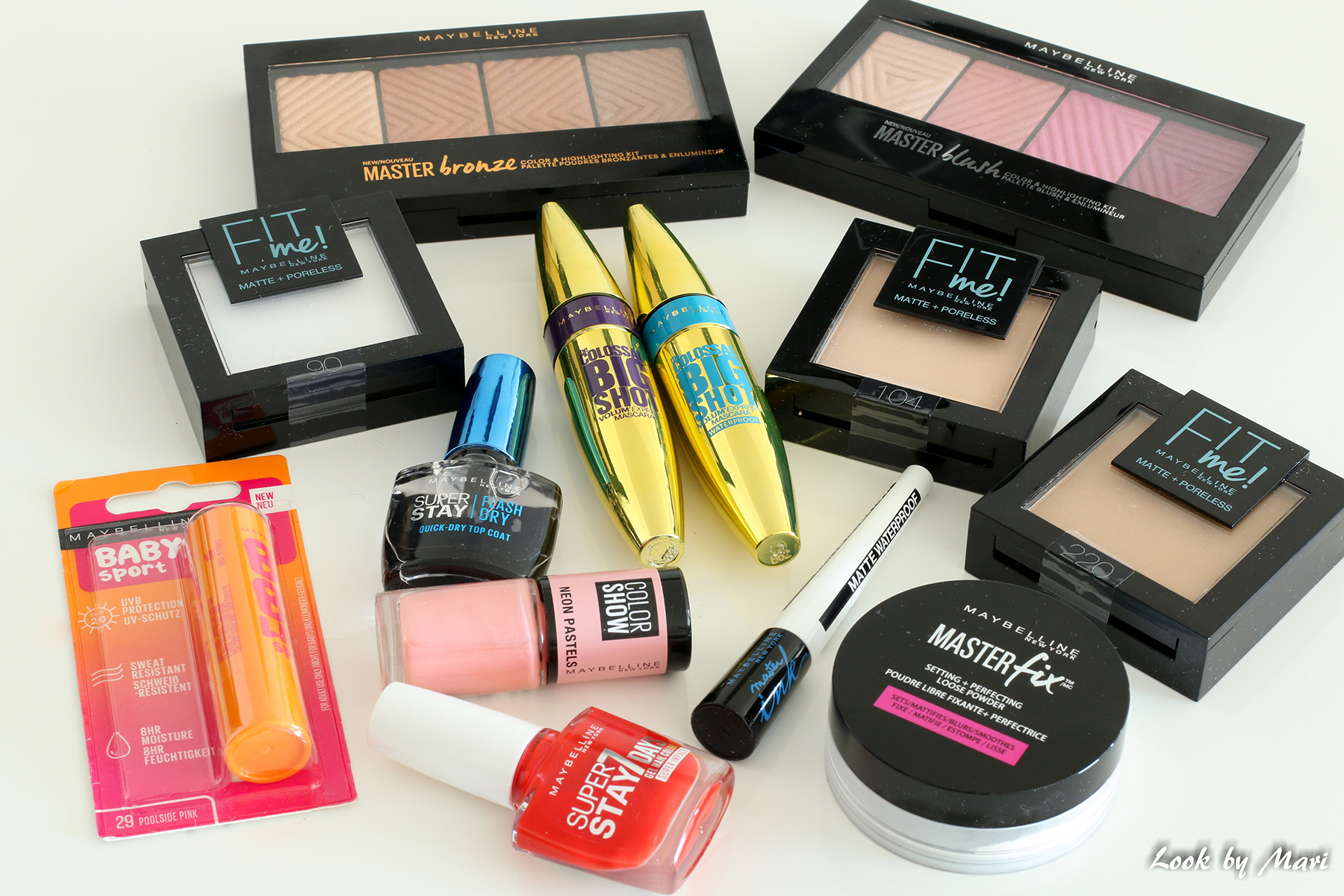 21 maybelline big shot event goodie bag 27 april 2017