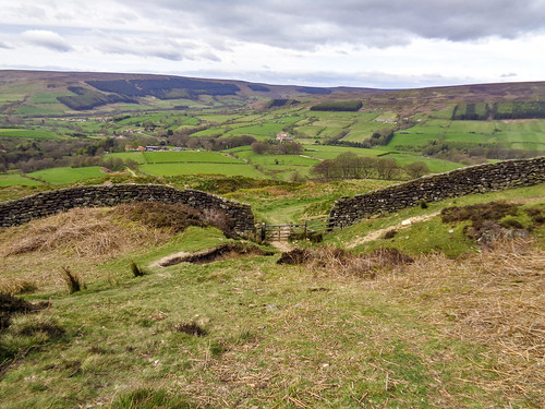 View from Medd Crag
