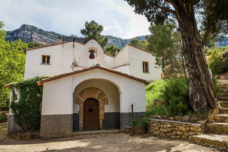 Ermita de Sant Antoni i Santa Bàrbara en Ulldemolins