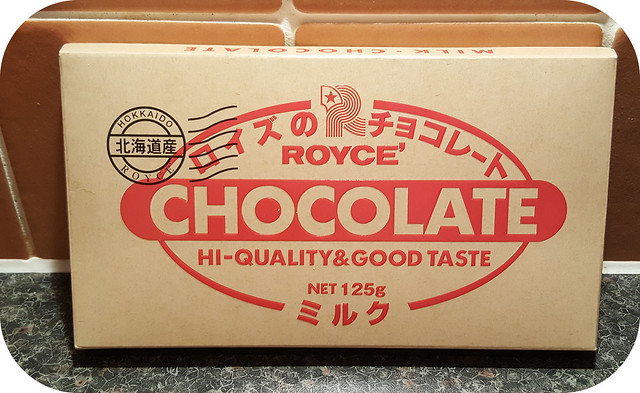 Royce' Milk Chocolate
