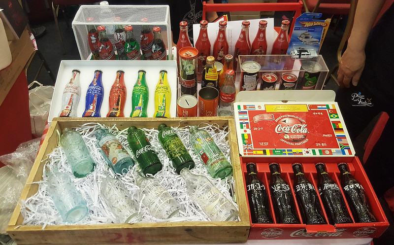 coca cola collectors fair 2017 collections