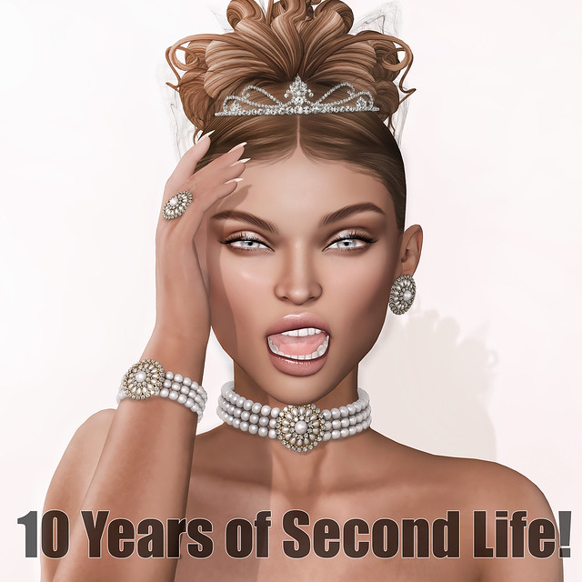 10 years of Second Life!