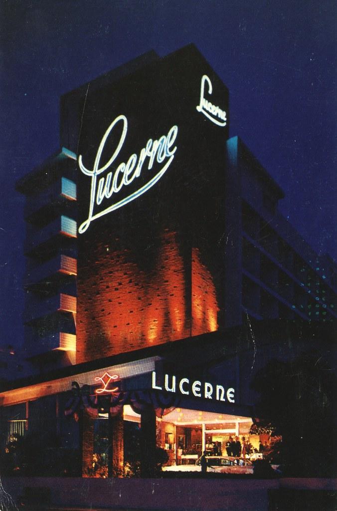 Hotel Lucerne - Miami Beach, Florida