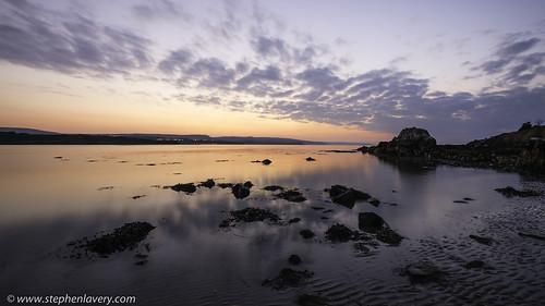 Sunset: Browns Bay