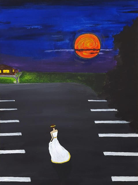 Blood Moon Wedding