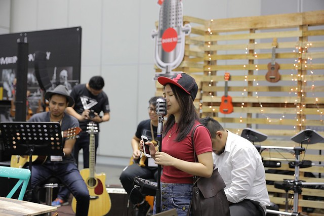 Malaysia Coffee Fest - Music Cafe