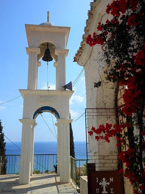 Monastery, Samos