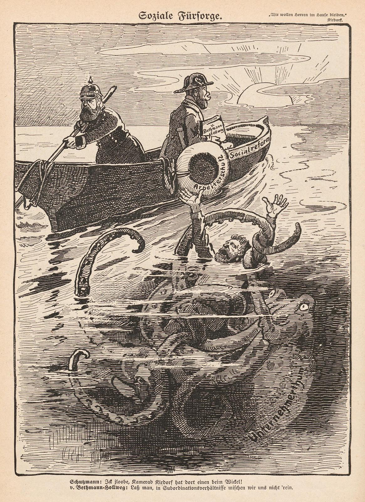 Unsigned - Social Welfare, 1907