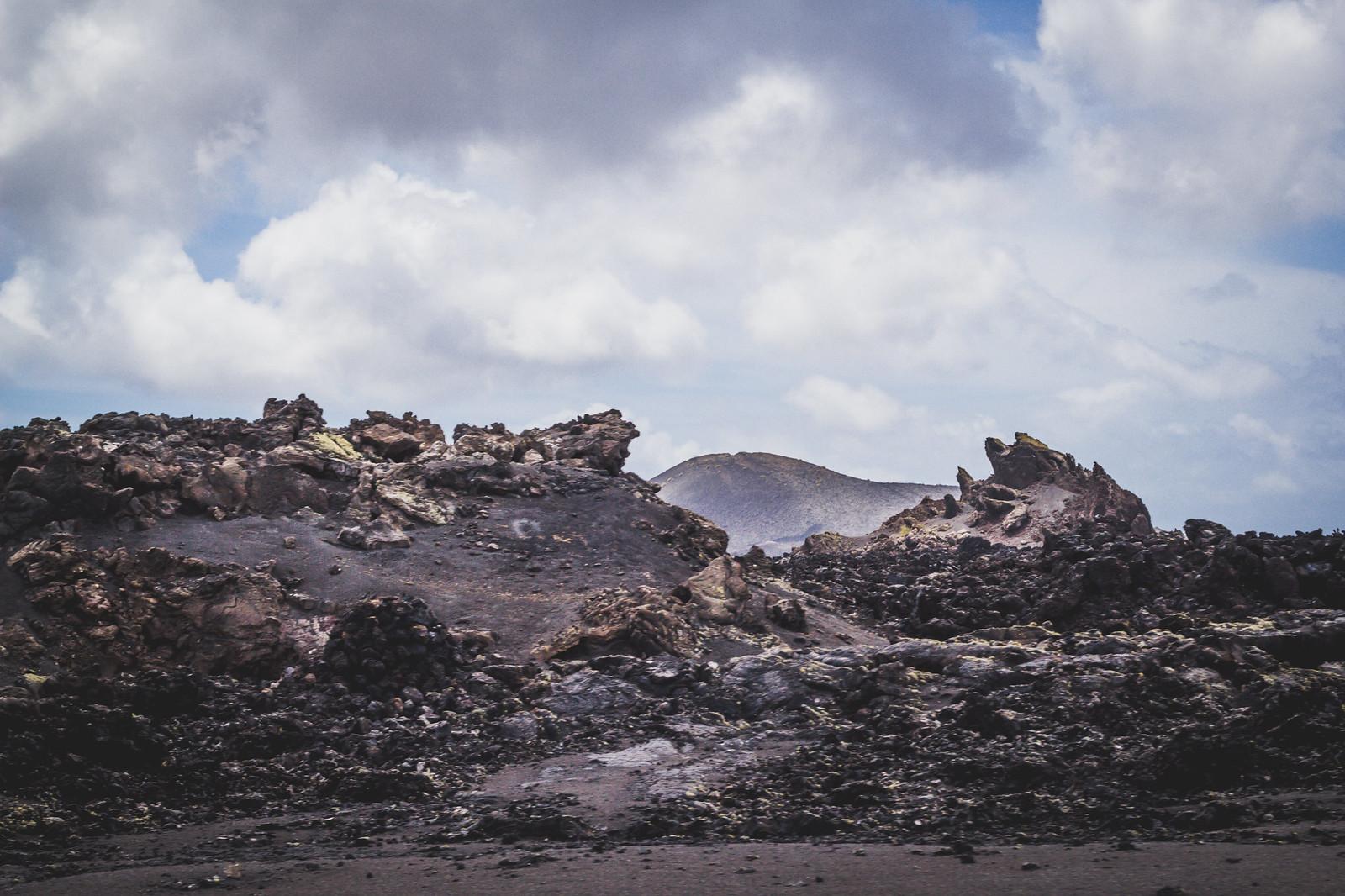 Lanzarote, Timanfaya