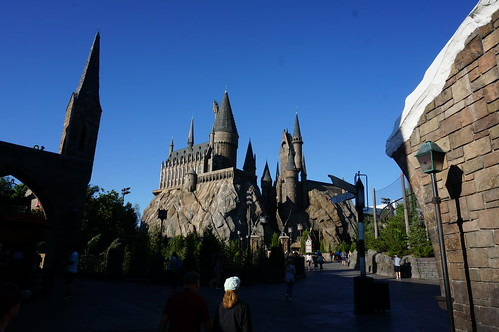 Universal Studios, Florida:Hogwarts School of Witchcraft and Wizardry | by Disney, Indiana