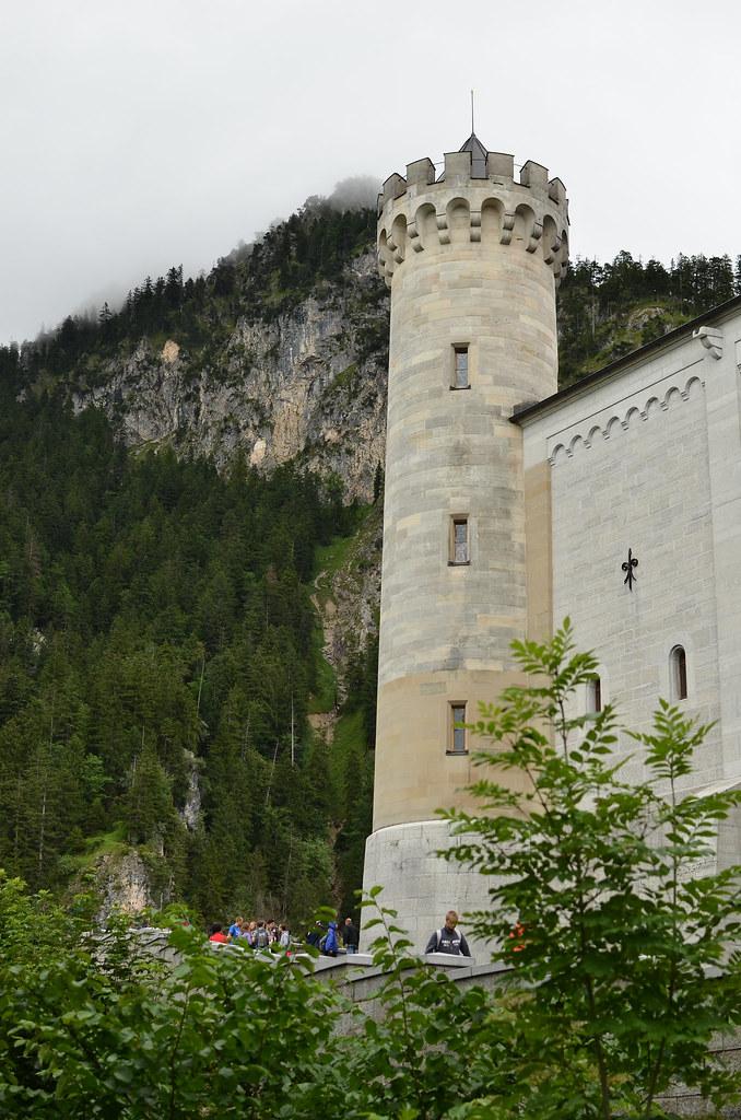 neuschwansteinin linna Saarijarvi