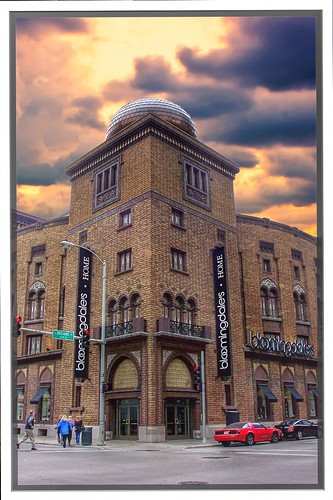 Chicago Il Bloomingdales Home And Furniture Store Aka