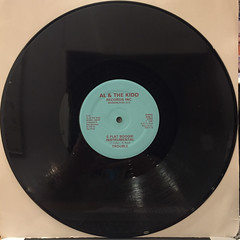 TROUBLE:E FLAT BOOGIE(RECORD SIDE-B)
