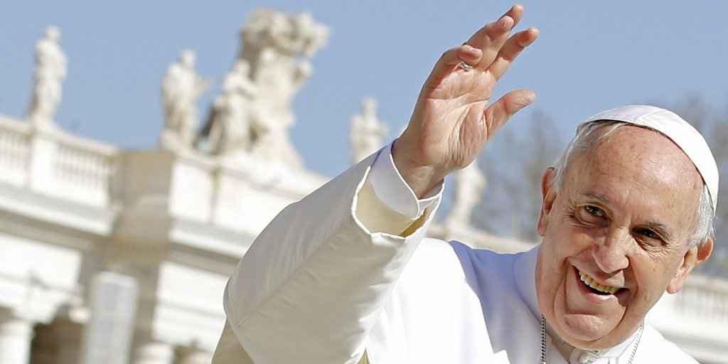 Papa Francesco: il 15 settembre a Palermo per omaggio a Don Puglisi$