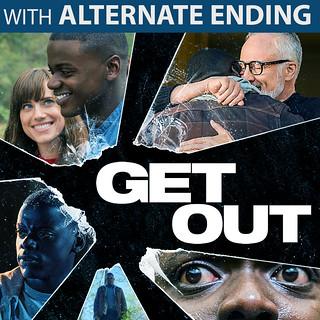 Get Out (plus bonus features)