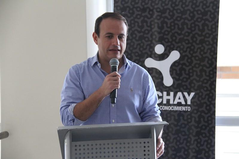 Inauguración Oficinas IBM - Ciudad Yachay