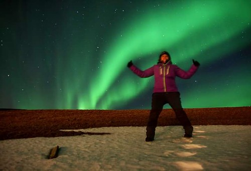 Aurora Boreal(Islandia)