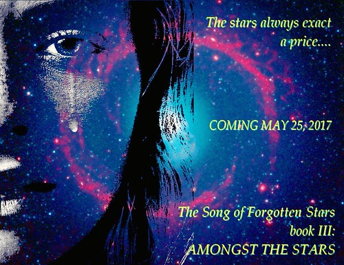 I'm calling it, folks! MAY 25 IS RELEASE DAY!!! #amwriting #ForgottenStars #amongstthestars #sciencefiction #spaceopera #indiebooks