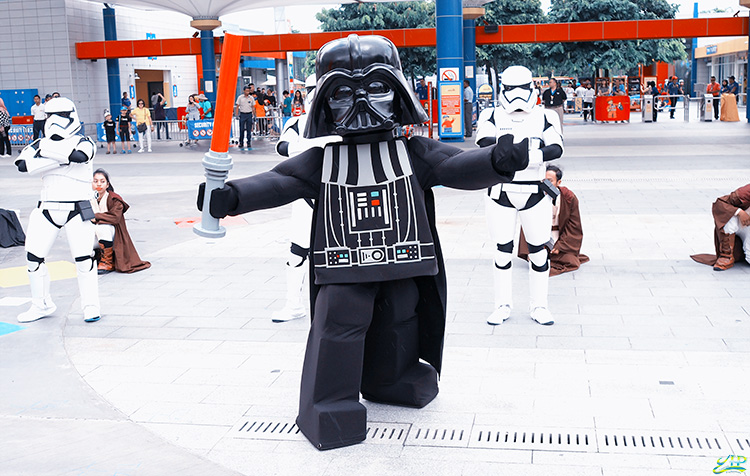 Star Wars Days 2017 at Legoland Malaysia