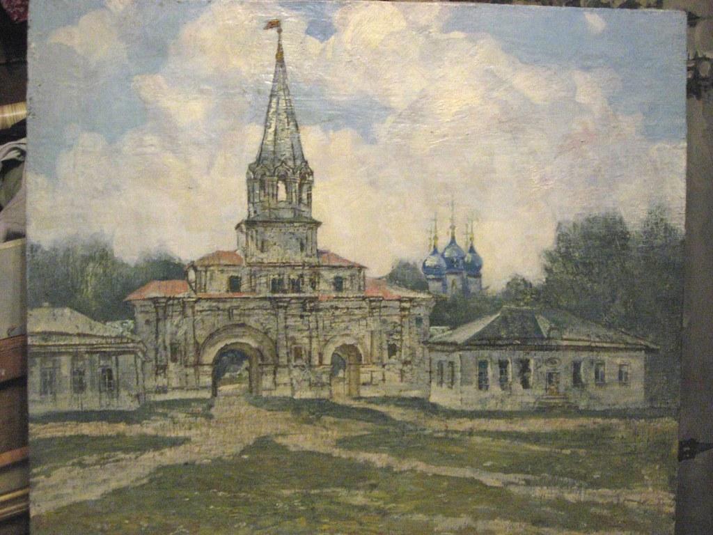 维克多·阿斯塔利采夫画作选28