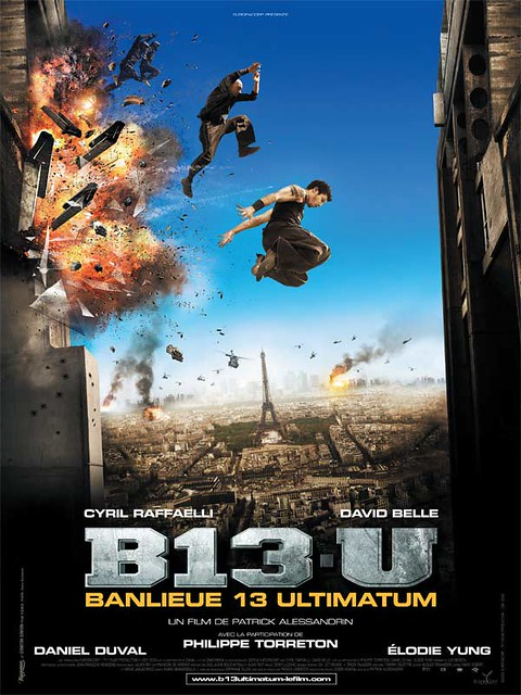 Banlieue 13 - Ultimatum - Poster 5