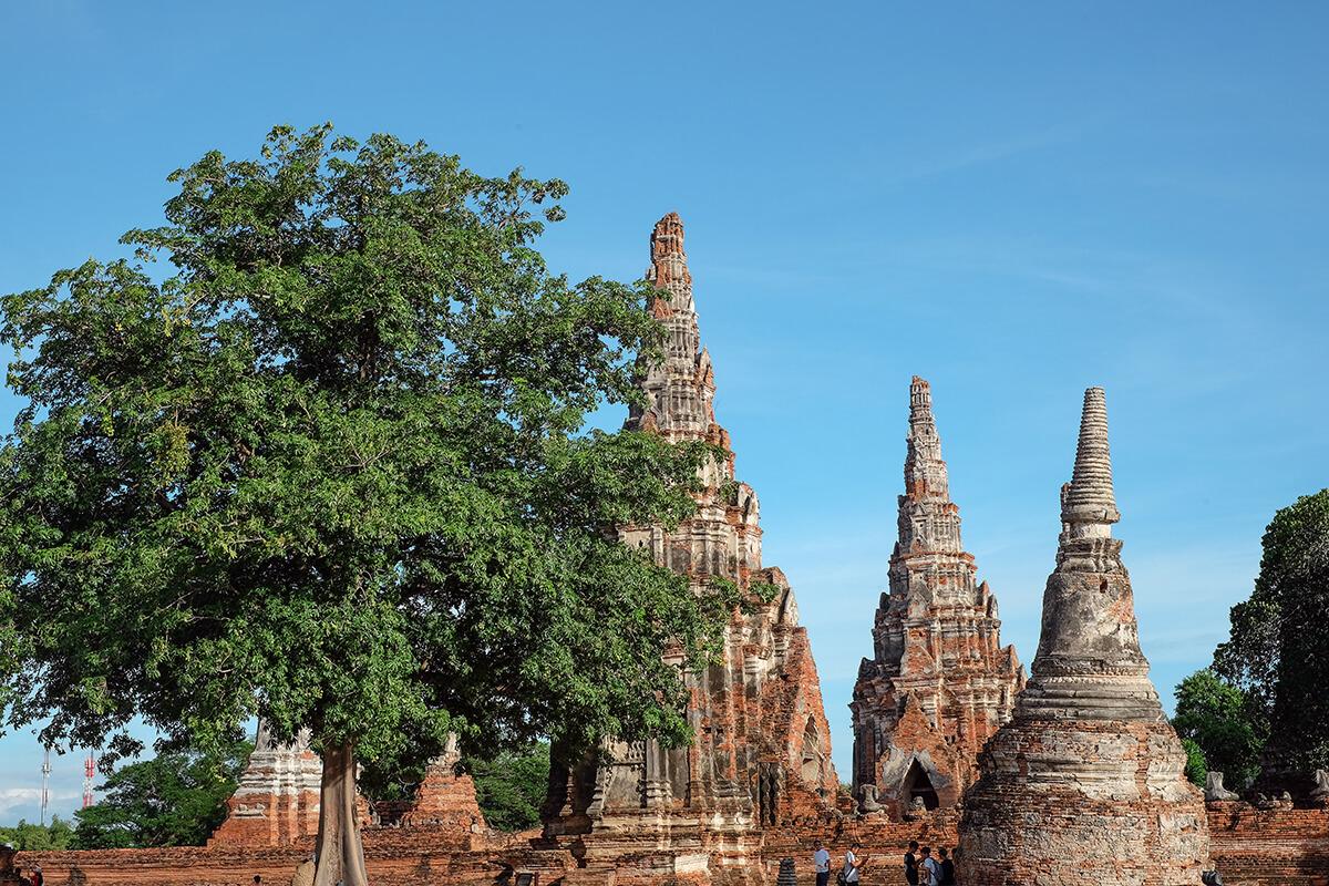 Ayutthaya Bangkok, Thailand