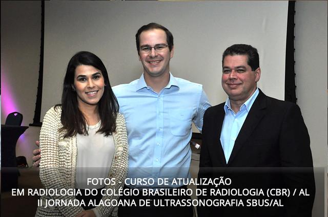 CURSO DE ATUALIZAÇÃO EM RADIOLOGIA DO COLÉGIO BRASILEIRO DE RADIOLOGIA (CBR) / AL