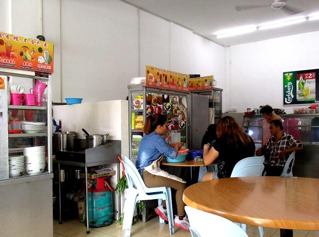 Jia Jia Lok Food Corner Malay stall
